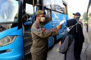 Besok, Lagu Indonesia Raya Akan Dikumandangkan di Bus Transjakarta