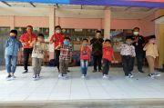 Enam SD di Bandung Barat dapat Bantuan 300 Sepatu Gratis