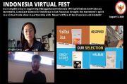 Bangga Buatan Indonesia, KJRI San Francisco Selenggarakan Pameran Dagang Virtual