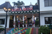 Pengunjung Wisata Kota Mini Lembang Bisa Masuk Gratis, Ini Syaratnya