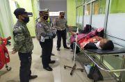 Mobil Rombongan Pemburu Babi Menabrak Tebing, 3 Tewas dan 15 Terluka