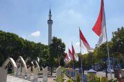 Masjid Al Akbar Surabaya Gelar Upacara 17 Agustus Wujud Cinta NKRI
