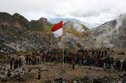 2.000 Pendaki Akan Kibarkan Merah Putih di Gunung Bawakareng