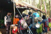 Jelang HUT RI, Pendaki di Kawasan Gunung Bawakaraeng Membeludak