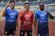 Pemain Naturalisasi Persib Ikut Rayakan Hari Kemerdekaan Indonesia