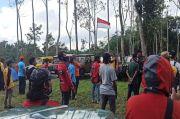 Off-Roader di Lombok Gelar Upacara HUT RI di Tengah Hutan