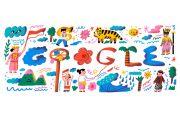 Lewat Doodle, Google Pun Rayakan Hari Kemerdekaan Indonesia