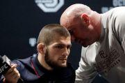 Presiden UFC Respons Positif Rencana Duel Impian Khabib