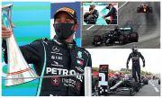 Lewis Hamilton, Pembalap dengan Podium Terbanyak di Formula 1