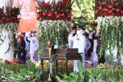 Tertinggi Kasus Kematian, Khofifah: HUT ke-75 RI Momentum Merdeka COVID-19