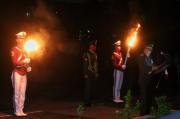 Sederhana dan Khidmat, Renungan Suci Hari Kemerdekaan di TMP Semarang