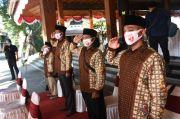 5 Eks Napiter Ikuti Upacara HUT RI di Balai Kota Solo