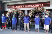 Polresta Solo Kebut Berkas Perkara Kasus Penyerangan di Pasar Kliwon