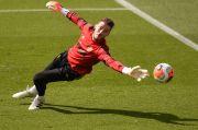 David De Gea Yakin Tetap Kiper No 1 Manchester United