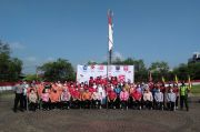 Komunitas Tionghoa Sukabumi Sebut Upacara Bendera Penting Bangun Patriotisme