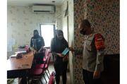 Ingin Polres Jakarta Selatan Bebas Covid-19, Wakapolres Sidak Anggota Tak Bermasker