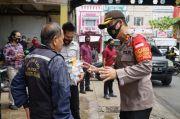 Buat Warga Bekasi, Tak Pakai Masker Siap-siap Nyanyi Indonesia Raya dan Baca Teks Pancasila