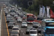 Pascalibur Panjang, Baru 162 Ribu Kendaraan Kembali ke Jakarta