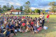 Turnamen Sepak Bola di Jayawijaya Papua Ricuh, 23 Orang Terluka