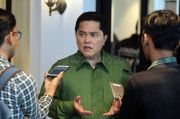 Menteri Erick Ingin Tenant di Sarinah Tak Sembarang Dagang