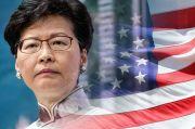 Pemimpin Hong Kong Tak Ambil PusingDisanksi AS