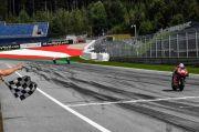 Kemenangan Emosional Dovi di GP Austria