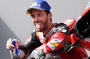 Juara di GP Austria, Dovizioso : Kemenangan itu Tak Punya Arti