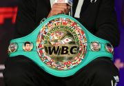 Canelo dan Smith Mau Sabuk Menengah Super WBC Benavidez yang Dilucuti