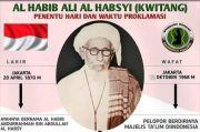 Habib Ali Al-Habsyi Kwitang, Tokoh Ulama Penentu Tanggal Kemerdekaan RI