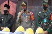 Polresta Malang Bakal Proses Hukum Perebut Jenazah COVID-19 di RS Soepraoen