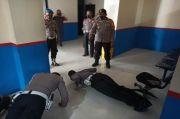 Abai Protokol Kesehatan, Anggota Satpas Polres Probolinggo Dihukum