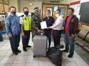 Tim Pengamanan Bandara Juanda Gagalkan Penyelundupan Ribuan Baby Lobster