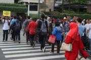 Transportasi Publik Lebih Sempurna dengan Akses Pejalan Kaki dan Pesepeda