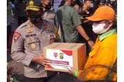 Polda Metro Jaya Gelar Bakti Sosial Serentak di Jadetabek