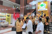 Terima Rekomendasi Partai Golkar, Bobby Nasution: Saya Memikirkan Kemajuan UMKM