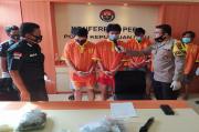 Miliki 77 Ekstasi, Oknum PNS Satpol PP Pemko Tanjungpinang Ditangkap