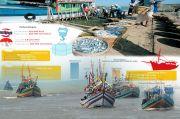 Nelayan Jangan Takut Ikan Tak Terserap, Ada Pasar Laut dan Sistem Resi Gudang Ikan