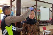 Puluhan Calon Bintara Polri Jalani Tes Rikmin di Polres Salatiga