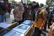 Menag Tinjau Lahan Untuk Pembangunan Grand Mosque di Solo