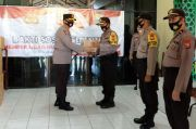 Polres Parepare Salurkan Ratusan Paket Bantuan Sembako