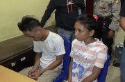 Kompak Jual Sabu Sepasang Kekasih Ditangkap Polres Pelabuhan Makassar
