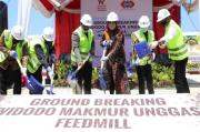 Perkuat Posisi Usaha, PT WMU Dirikan Pabrik Pakan Ayam di Ngawi
