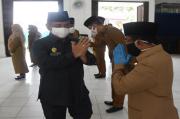 28 Pejabat Administrator dan 91 Pejabat Pengawas Pemkab Deliserdang Dilantik