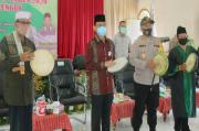 Bupati JR Saragih Buka MTQ ke-46 Simalungun Secara Virtual