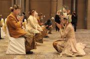 Appgindo Banten Lakukan Simulasi Wedding dengan Protokol Ketat