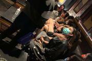 15 Kamar Vanesia Karaoke Terisi Penuh saat Digerebek Polisi