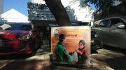 Bantu Masyarakat, Kedai Pak Ciman Minangkabau Bagikan Makanan ke Driver Ojol
