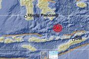 Larantuka NTT Diguncang Gempa Bumi Berkekuatan 6,9 SR