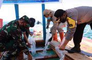Polresta Manado dan Kodim 1309 Launching Budidaya Ikan Air Laut