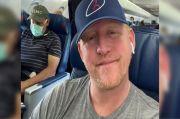 Tak Pakai Masker, Penembak Jidat Osama bin Laden Dilarang Naik Delta Air Lines
